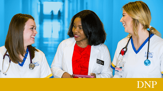 Earn a Doctor of Nursing Practice (DNP) degree from the UMKC School of Nursing and Health Studies